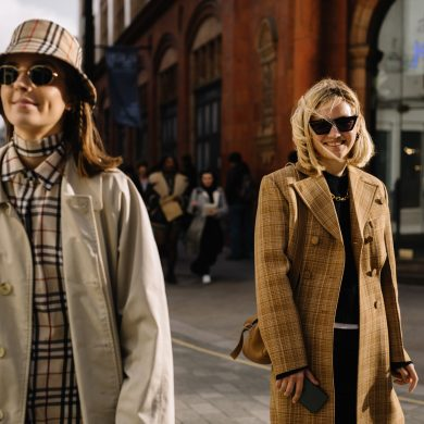 London Street Style Fall 2020 Day