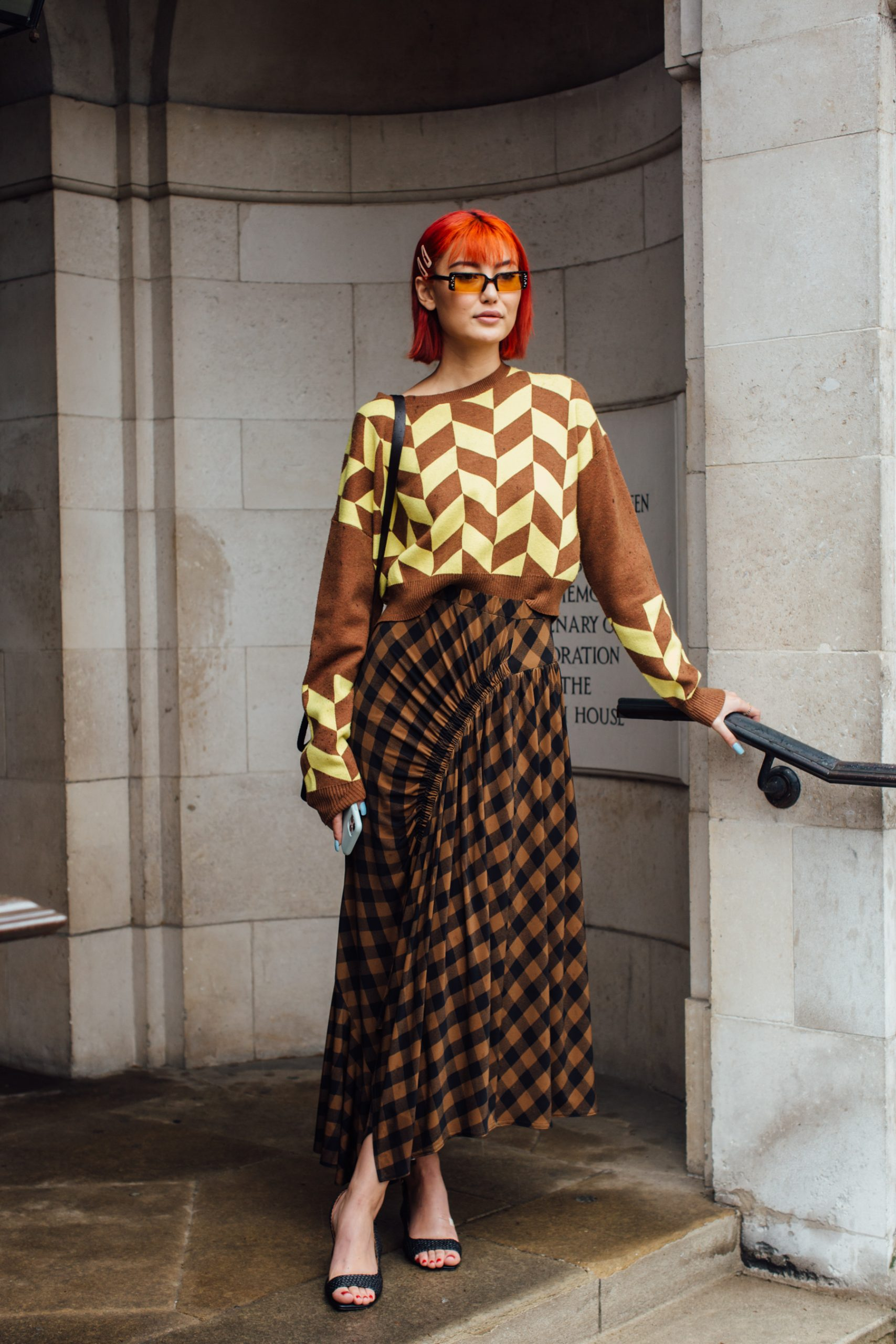 London Fashion Week Fall 2020 Street Style Photos