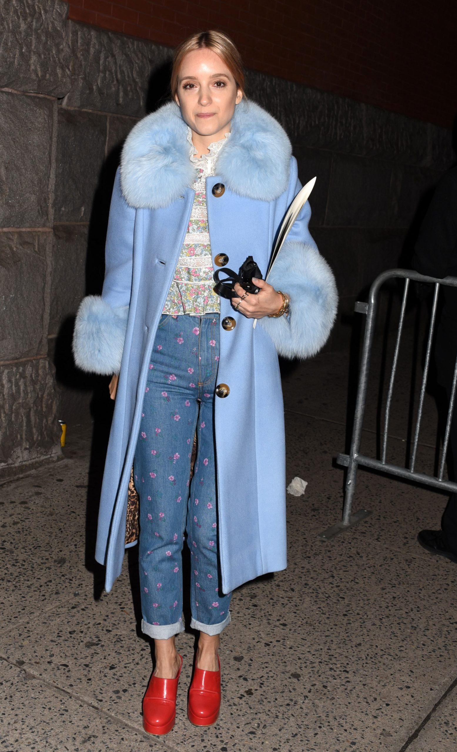 Marc Jacobs Celebrities Fall 2020 Fashion Show Photos