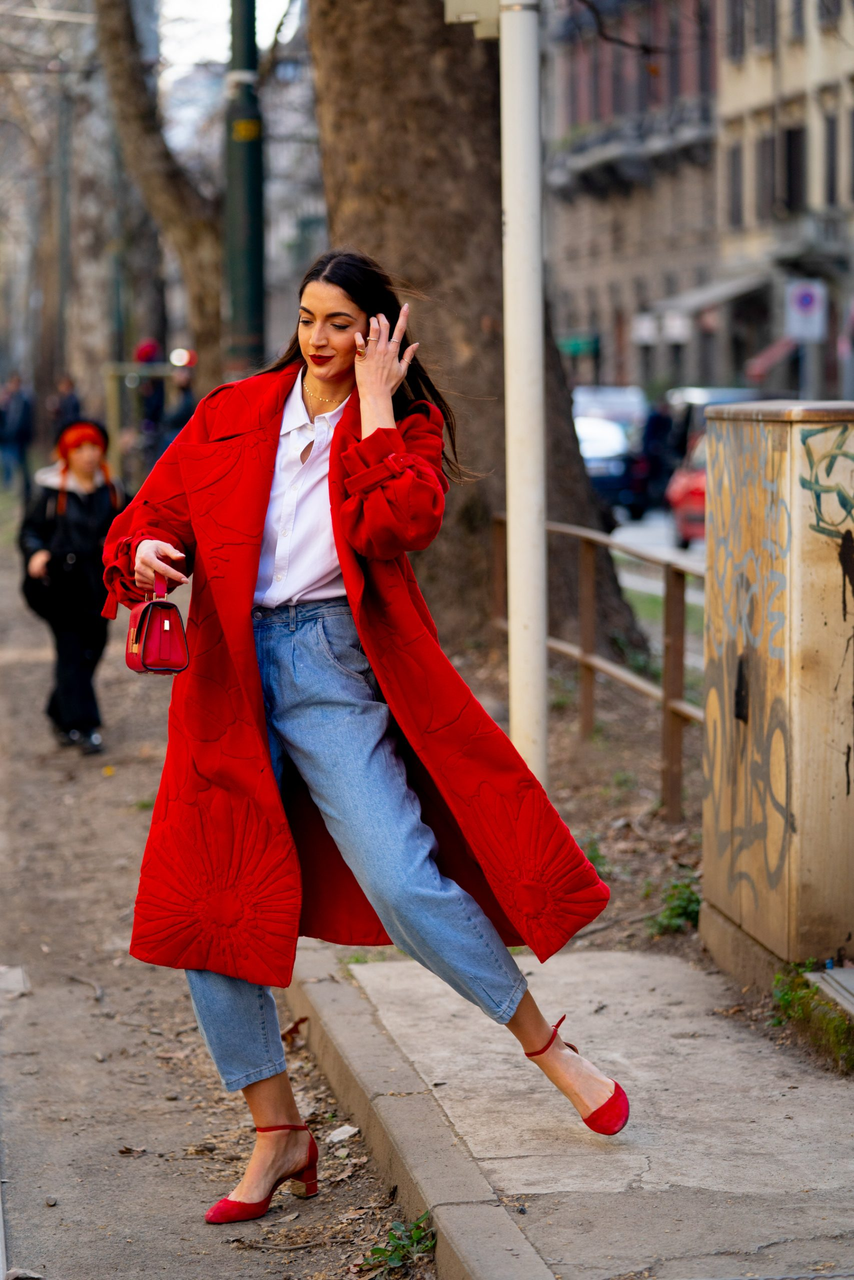 Milan Fashion Week Fall 2020 Street Style Photos