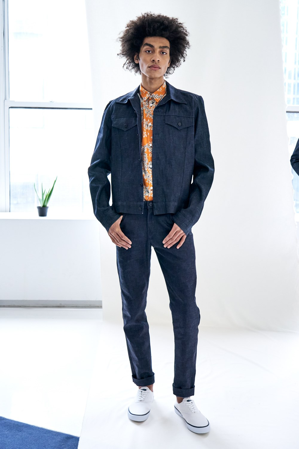 Mined On Denim Fall 2020 Men's Fashion Show Photos