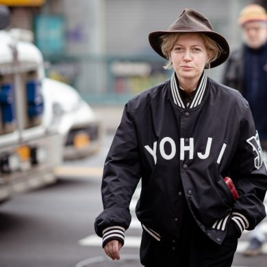 New York Men's Street Style Fall 2020 Day