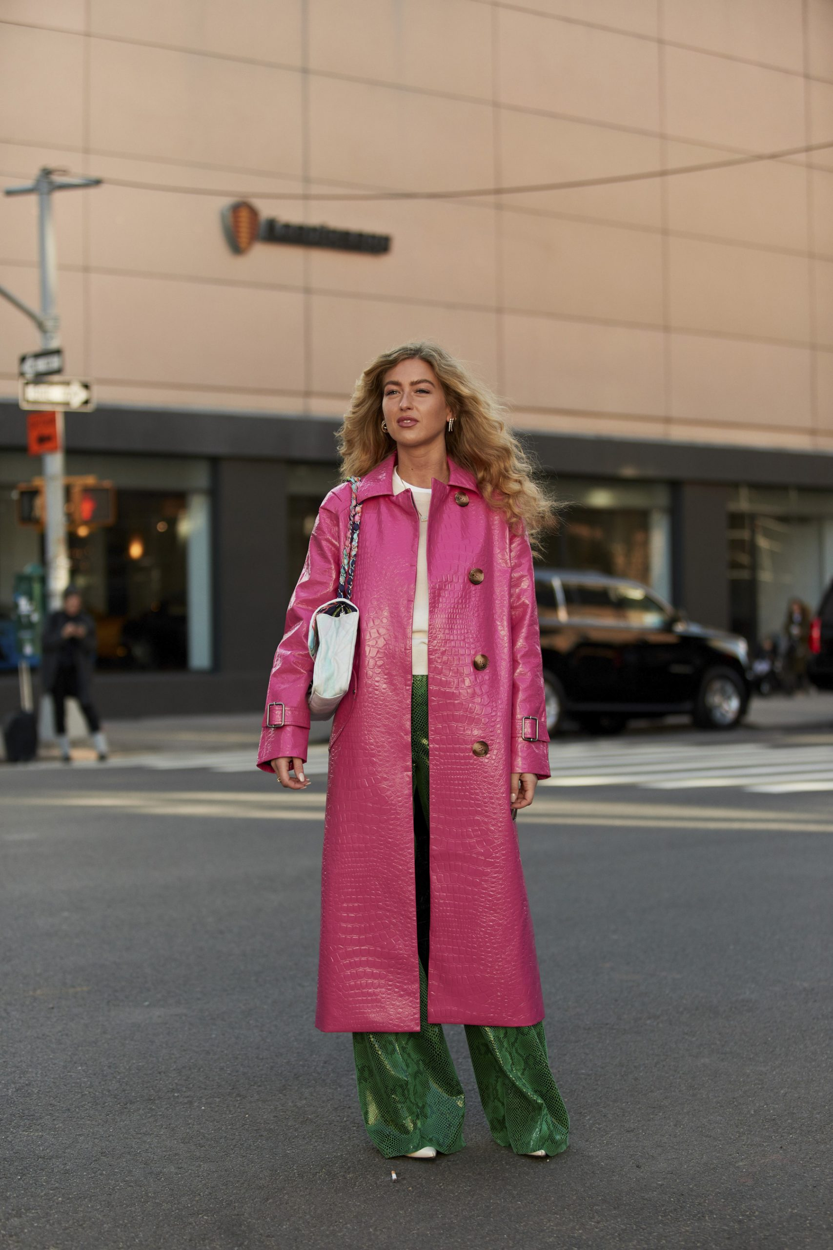 New York Fashion Week Fall 2020 Street Style Accessories Photos