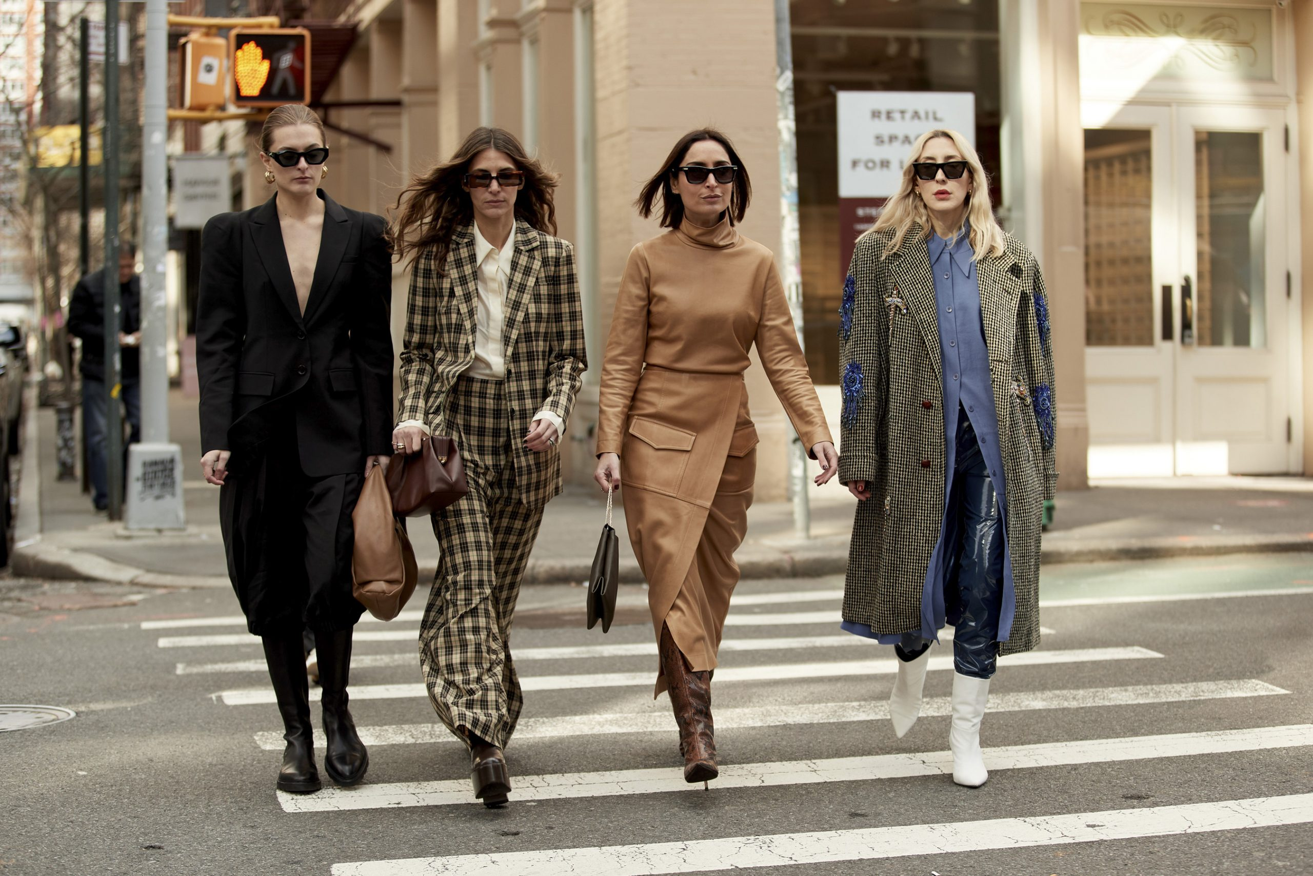 New York Street Style Fall 2020 Day