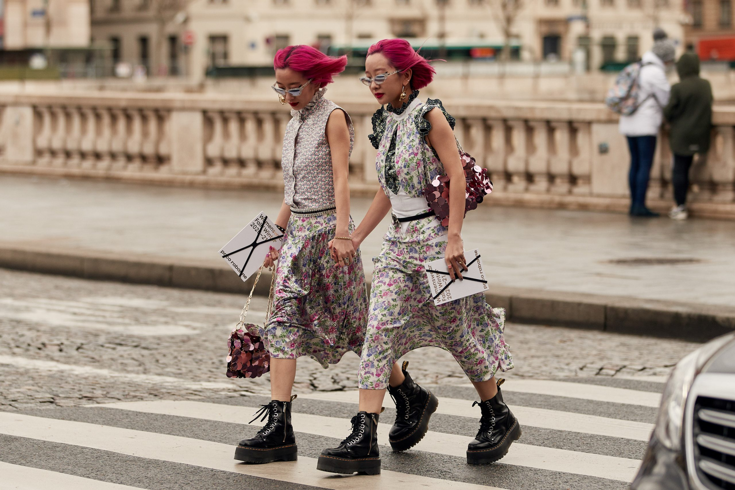 Paris Street Style Fall 2020 Day