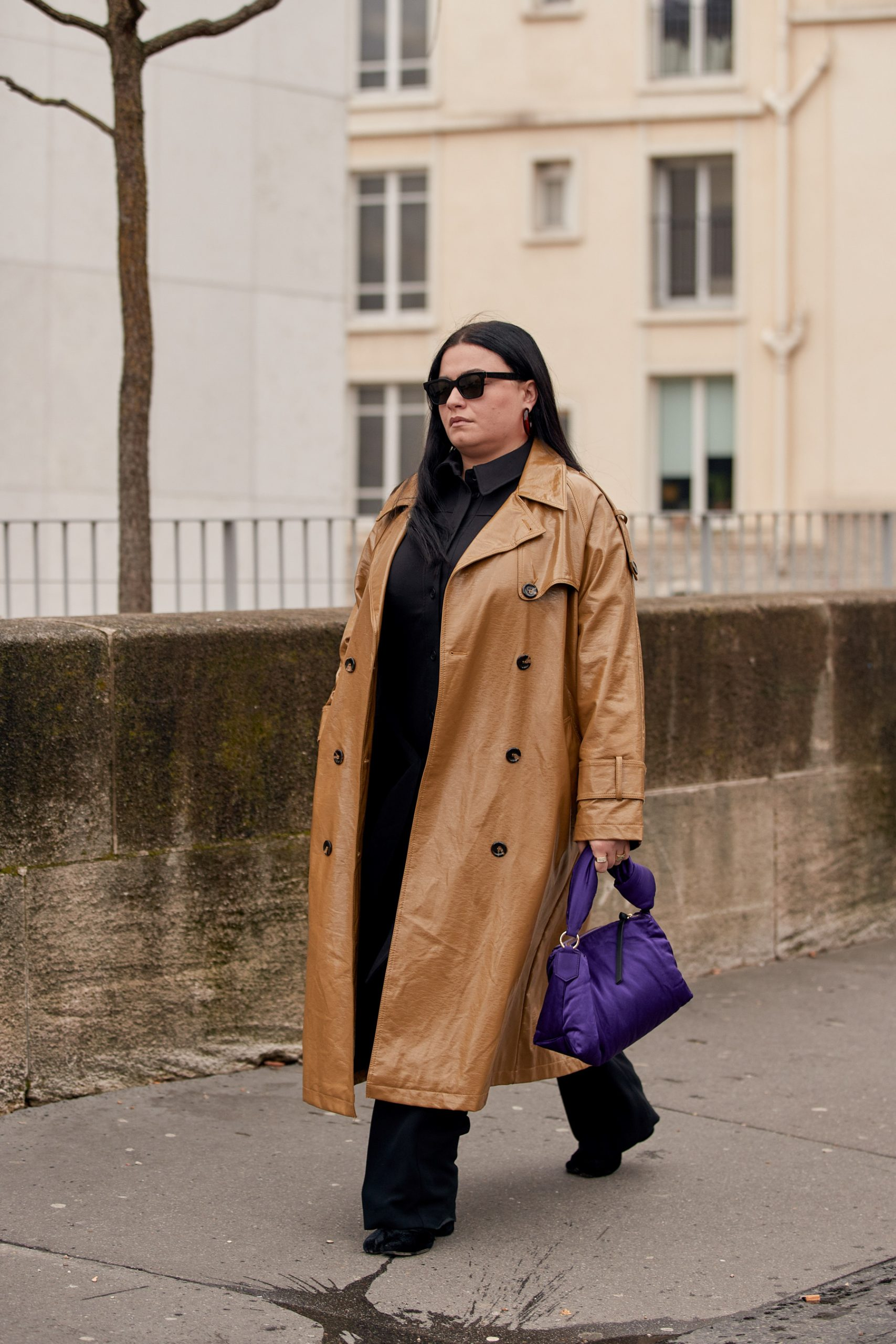Paris Fashion Week Fall 2020 Street Style Photos
