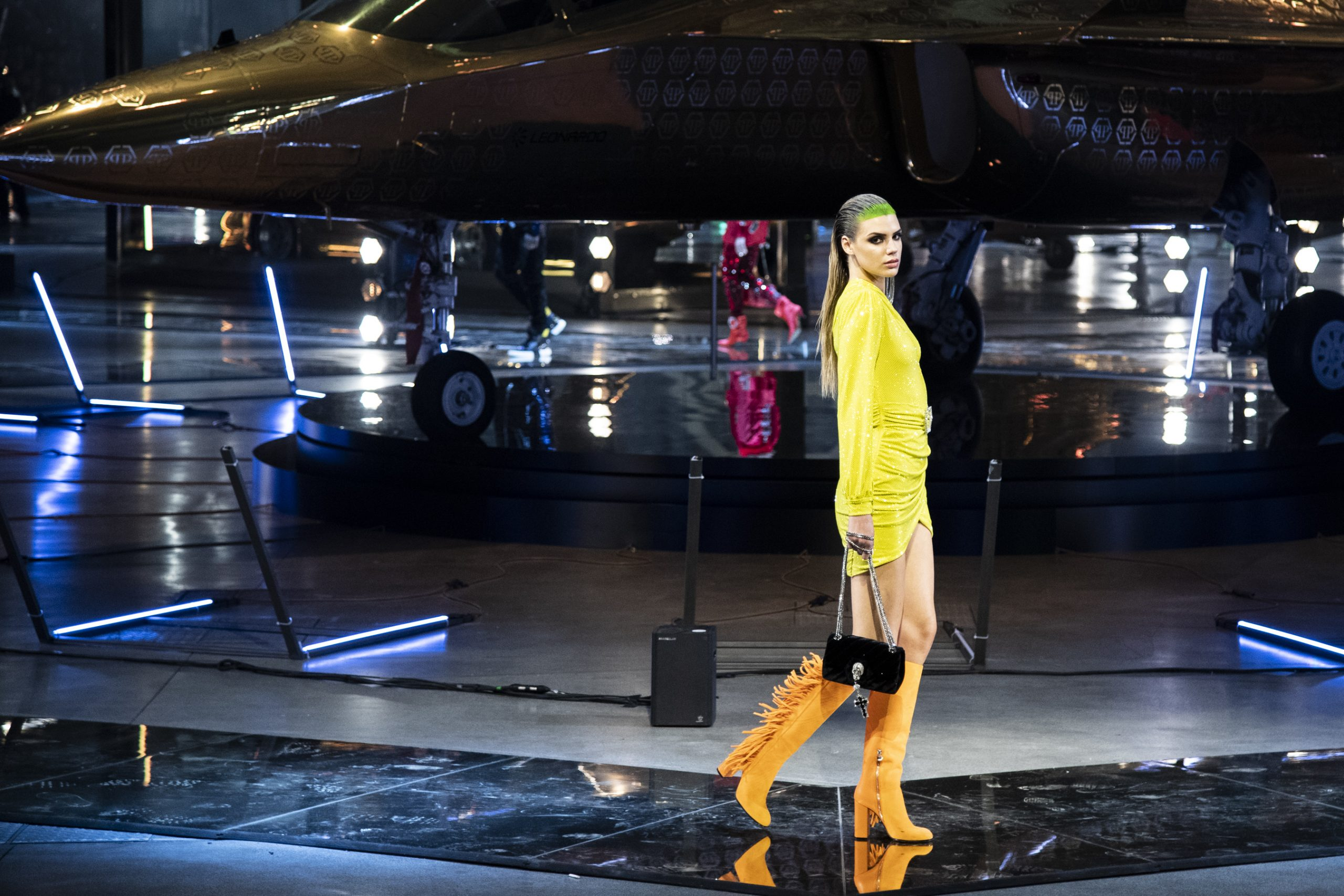 Philipp Plein Fall 2020 Fashion Show Photos