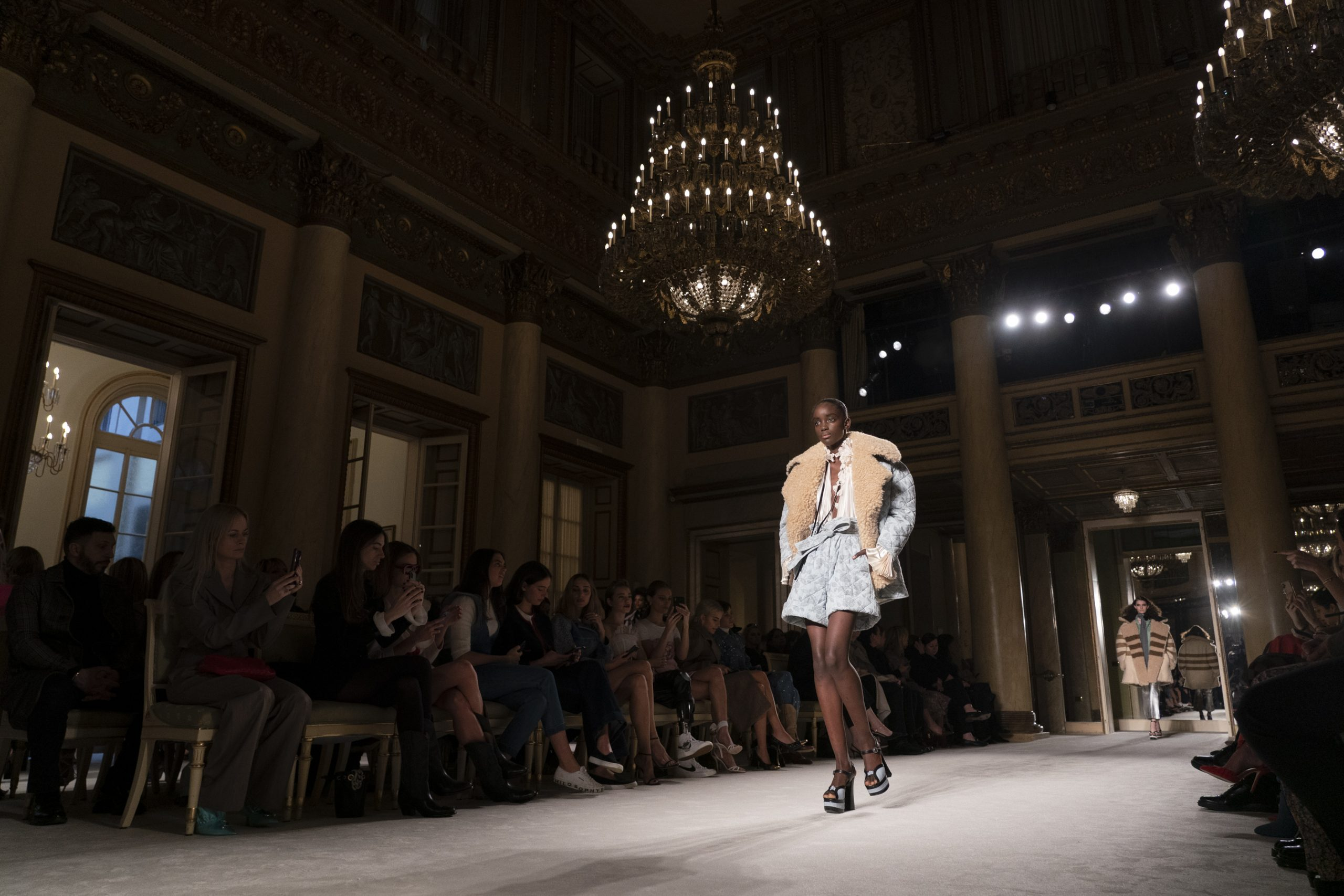 Philosophy Di Lorenzo Serafini Fall 2020 Fashion Show Photos