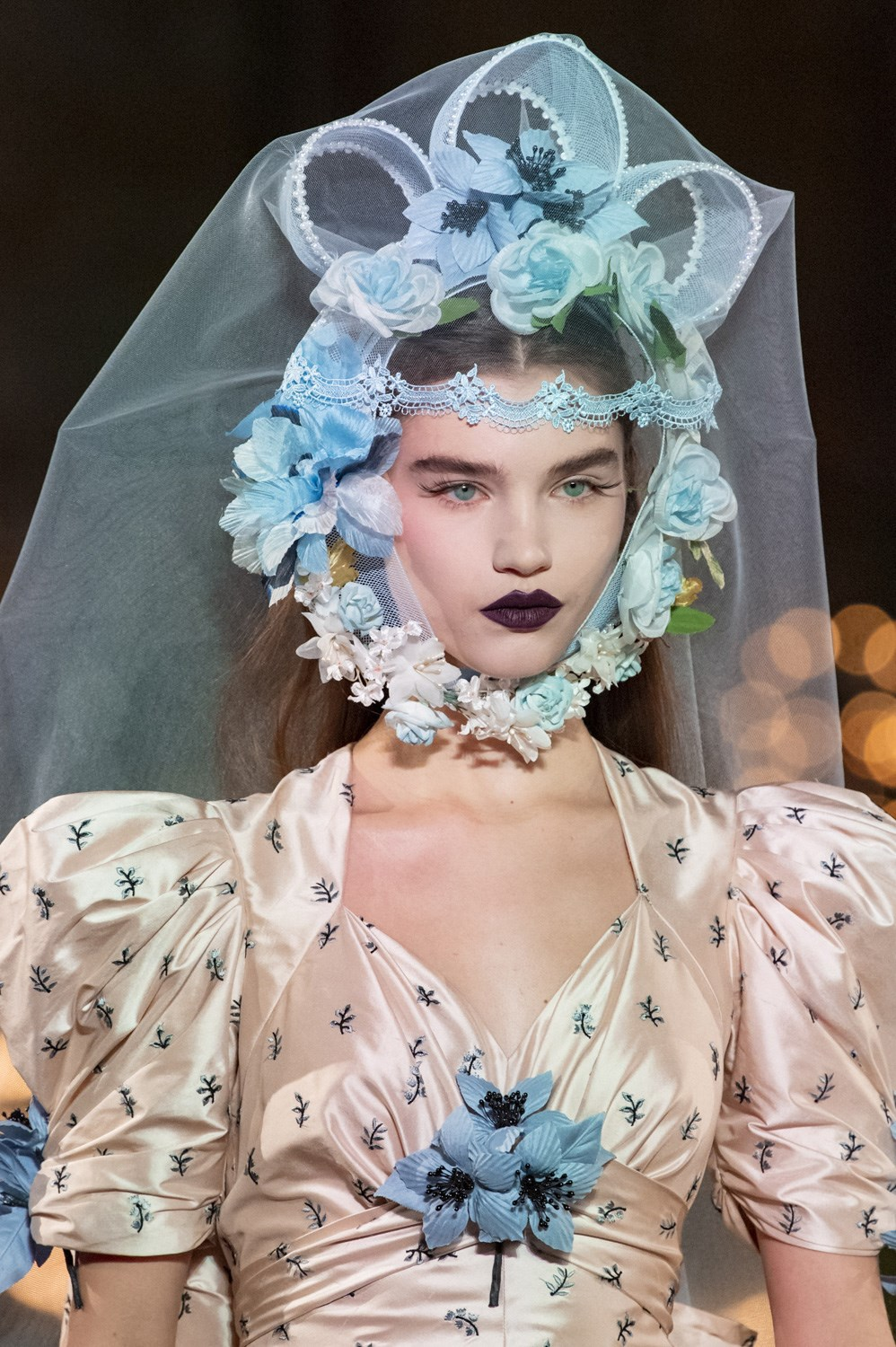 Rodarte Fall 2020 Fashion Show Photos