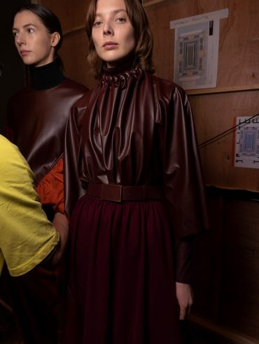 Roksanda Fall 2020 Fashion Show Backstage