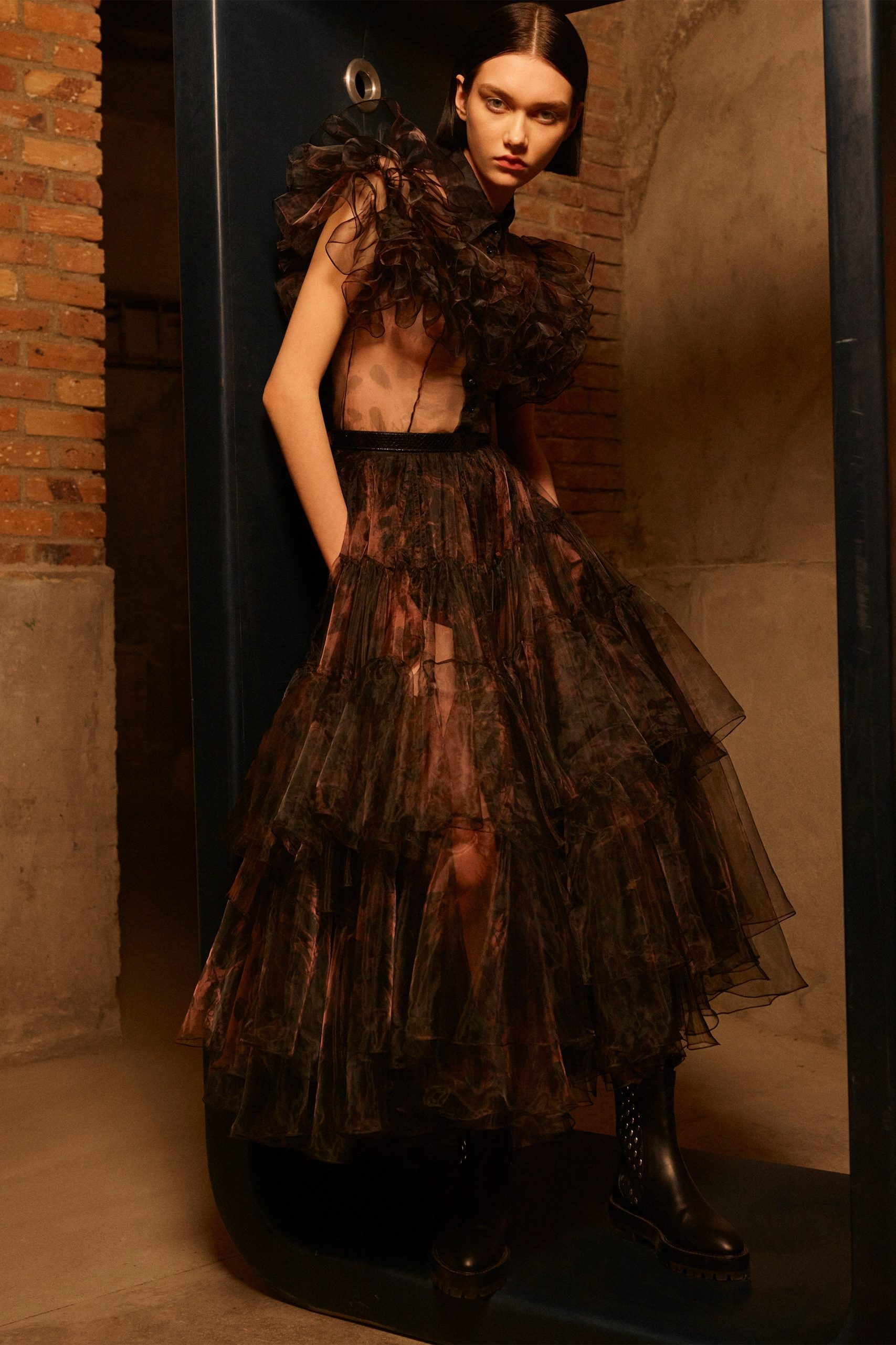 Alaia Fall 2020 Fashion Collection Photos