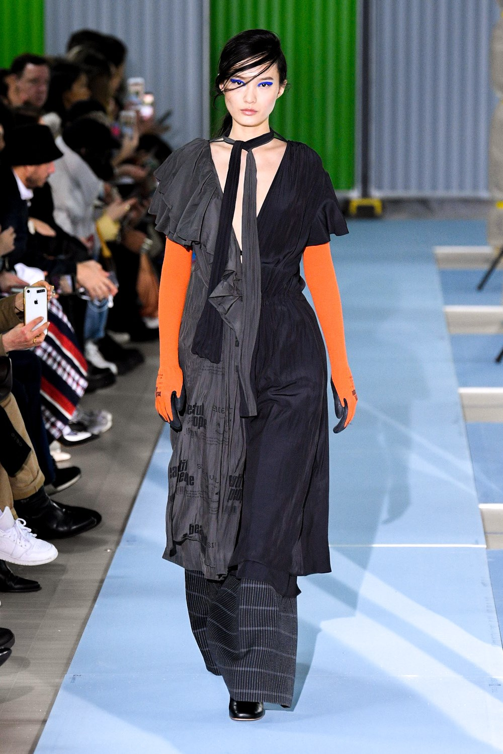 Deconstructed Fall 2020 Trend from Paris