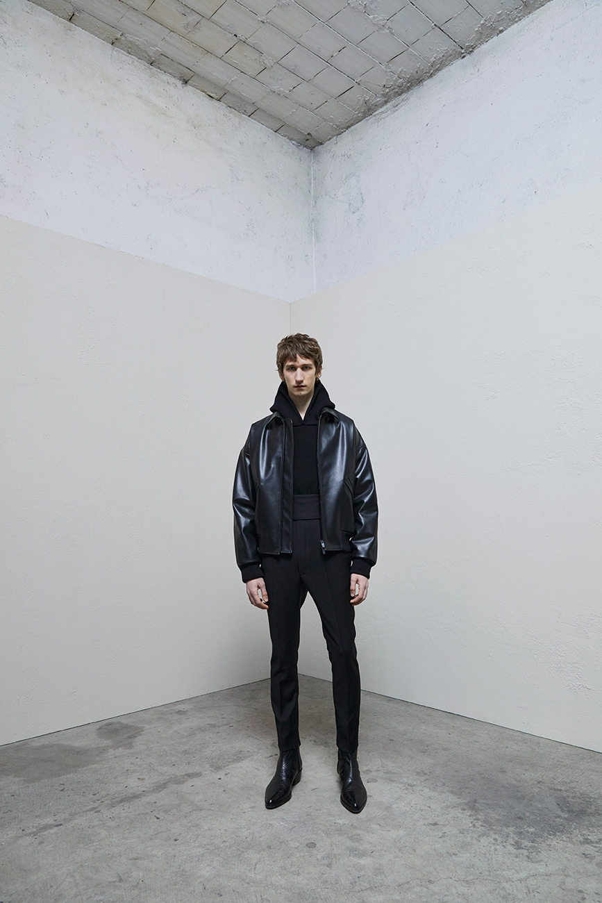Fear of God Exclusively for Ermenegildo Zegna Fall 2020 Collection