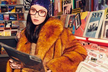 Gucci Spring 2020 Eyewear Ad Campaign with Ni Ni and KAI Photos