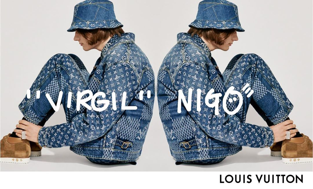 Louis Vuitton x NIGO Pre-Fall 2020 LV² capsule collection photos