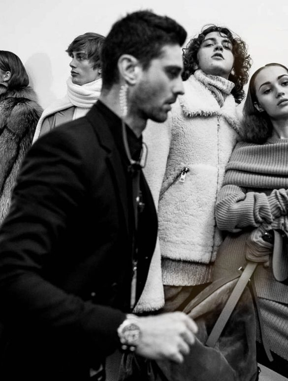 Navigating the New Normal Fashion PR Op-Ed by Marco D'Angelo