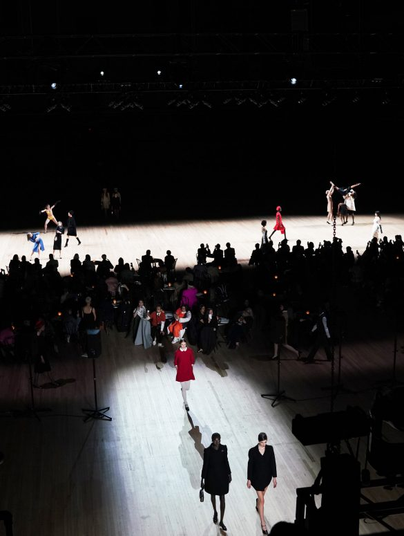 Marc Jacobs Fall 2020 Fashion Show Photos