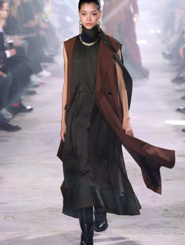 Sacai Fall 2020 Fashion Show Film