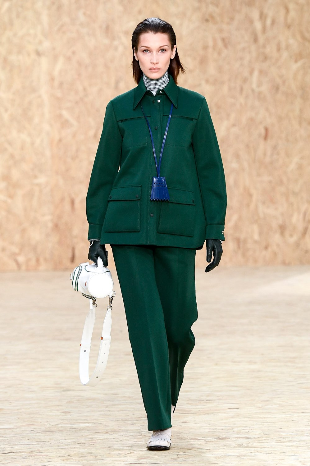 Lacoste Fall 2020 Fashion Show Photos