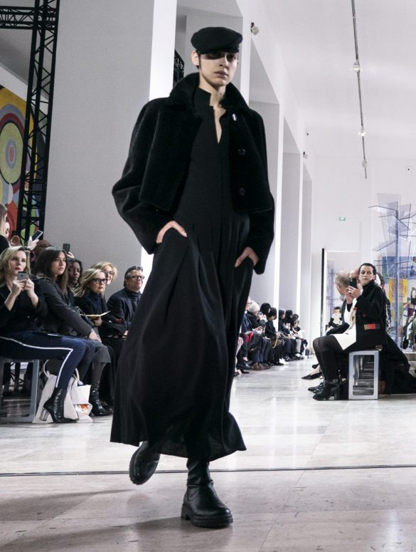 Akris Fall 2020 Fashion Show Photos