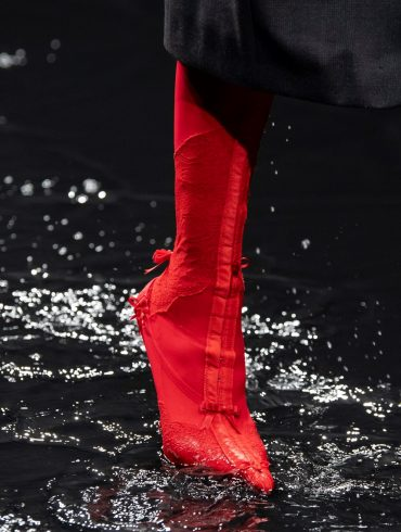 Balenciaga Fall 2020 Fashion Show Details