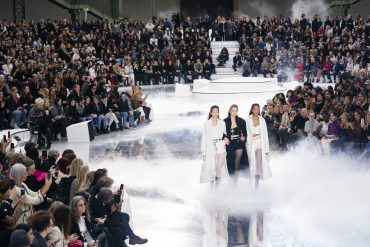 Chanel Fall 2020 Fashion Show Atmosphere