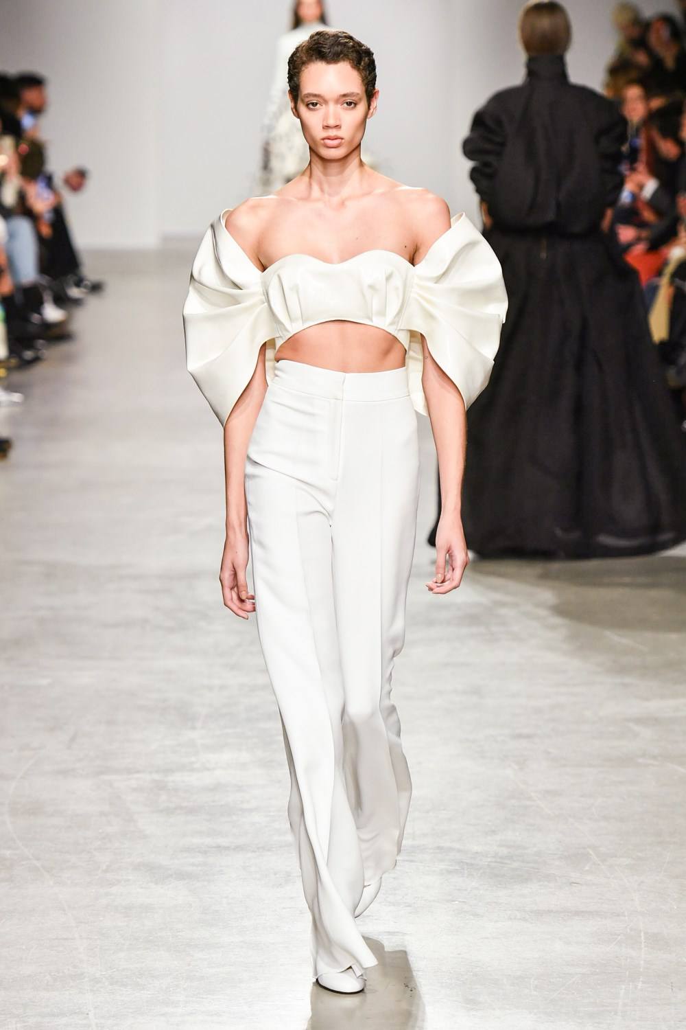 Kristina Fidelskaya Fall 2020 Fashion Show Photos