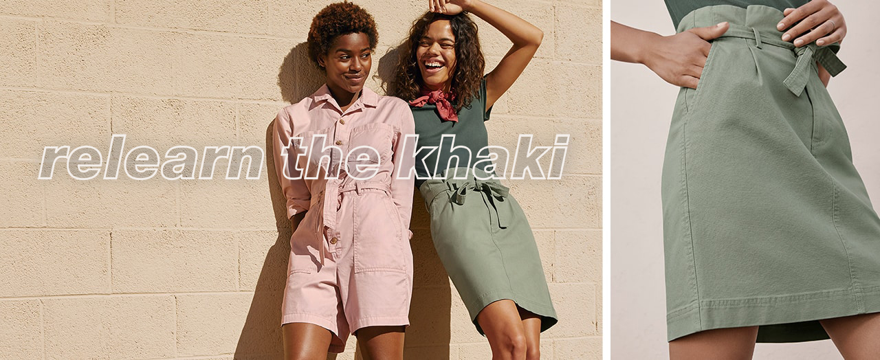 Gap Spring 2020 Fashion Ad Campaign Photos