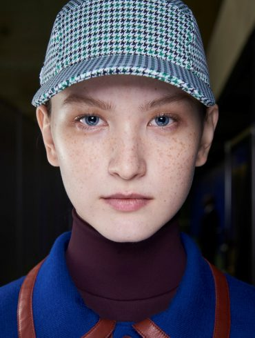 Lacoste Fall 2020 Fashion Show Backstage