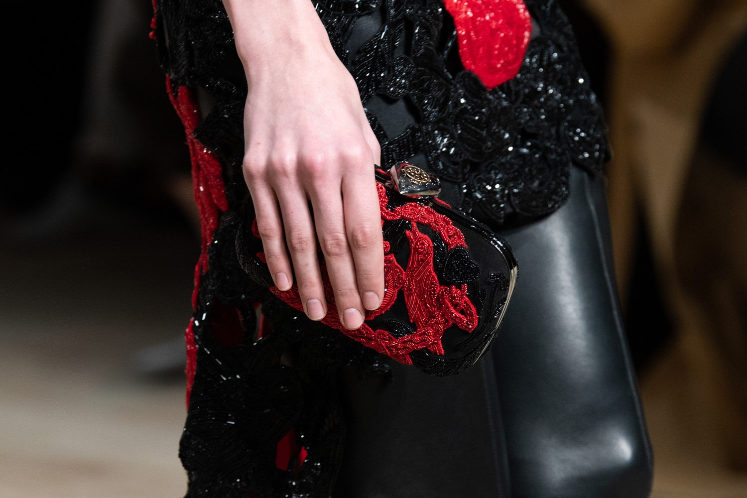 Alexander Mcqueen Fall 2020 Fashion Show Photos