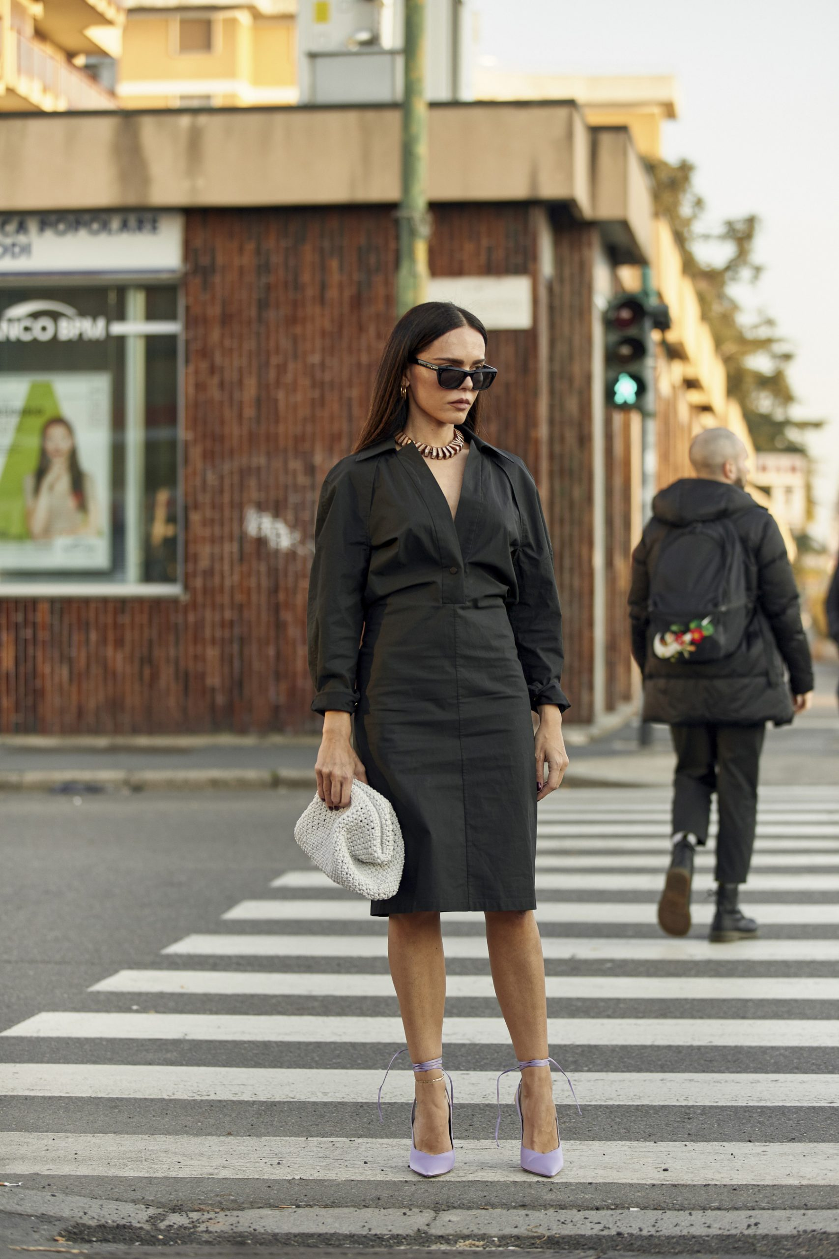 Milan Street Style Influencer Fall 2020 Looks