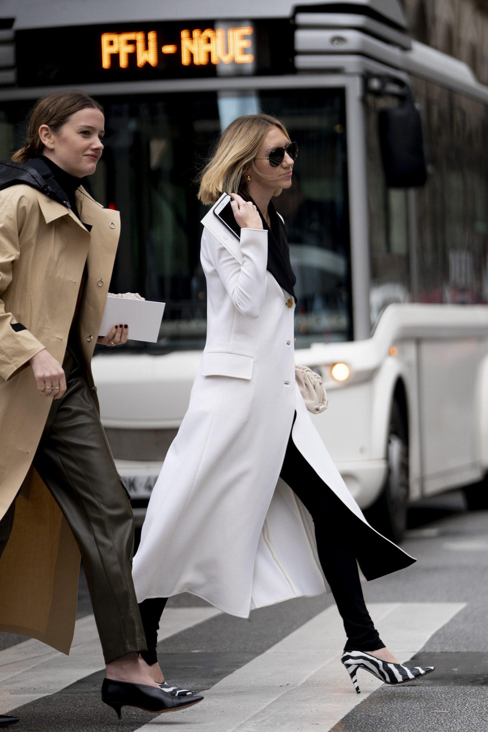 Paris Street Style Fall 2020 Day