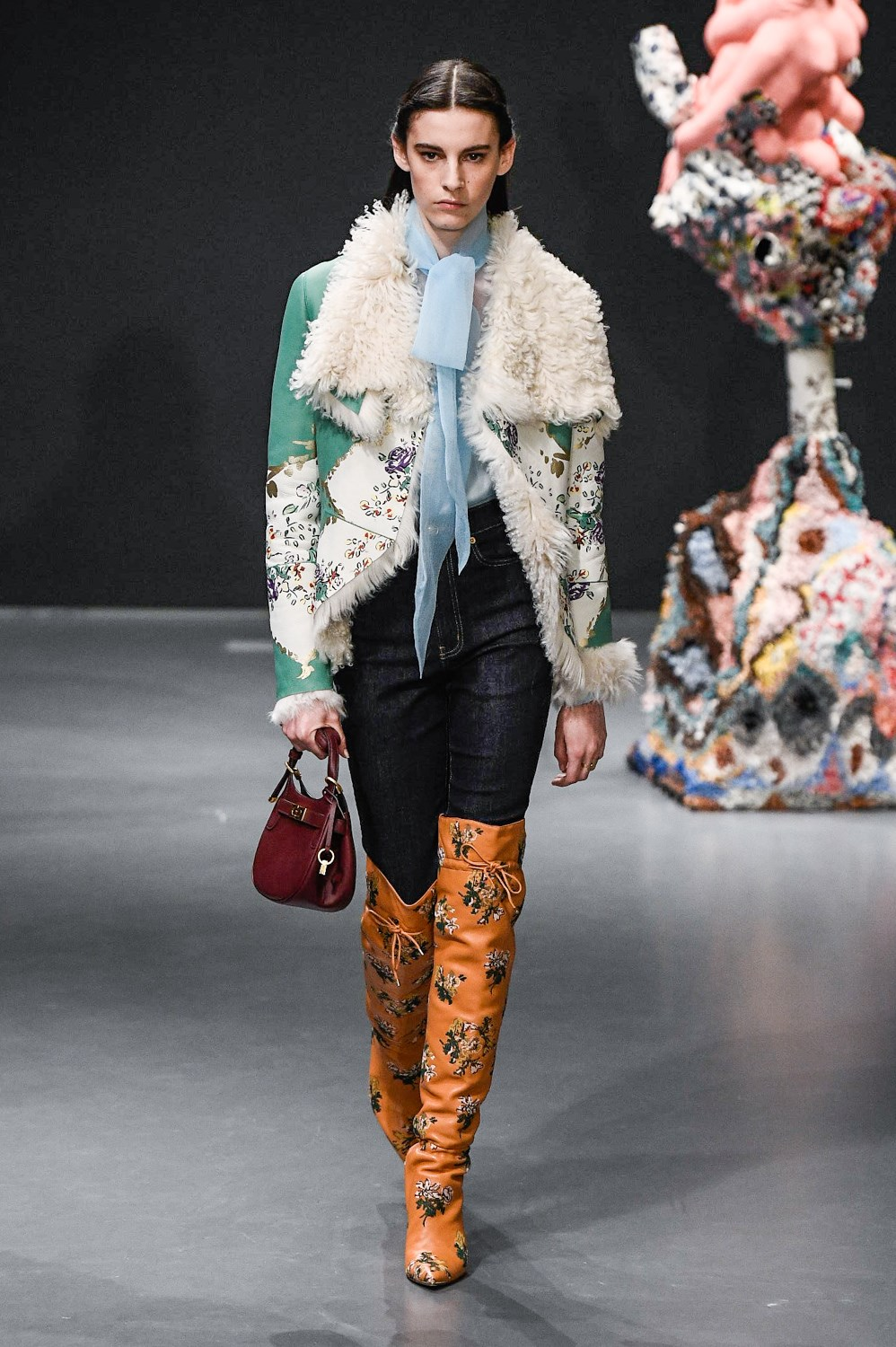 Top 10 Fashion Show Models of Fall 2020