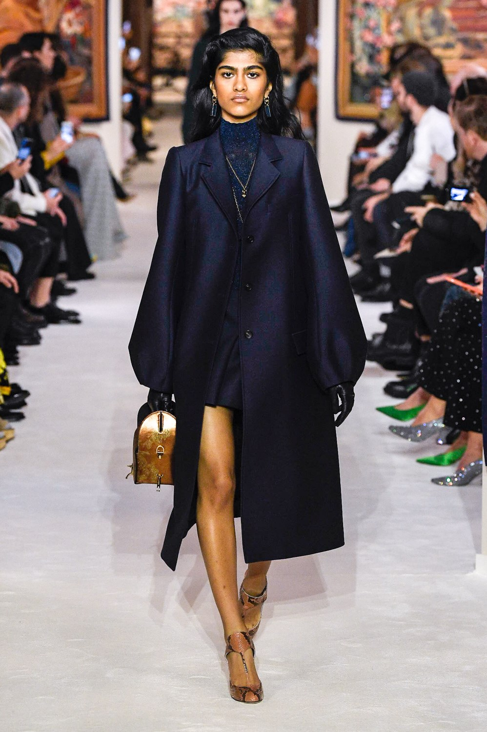 Top 15 Breakout Fashion Show Models of Fall 2020 Photos