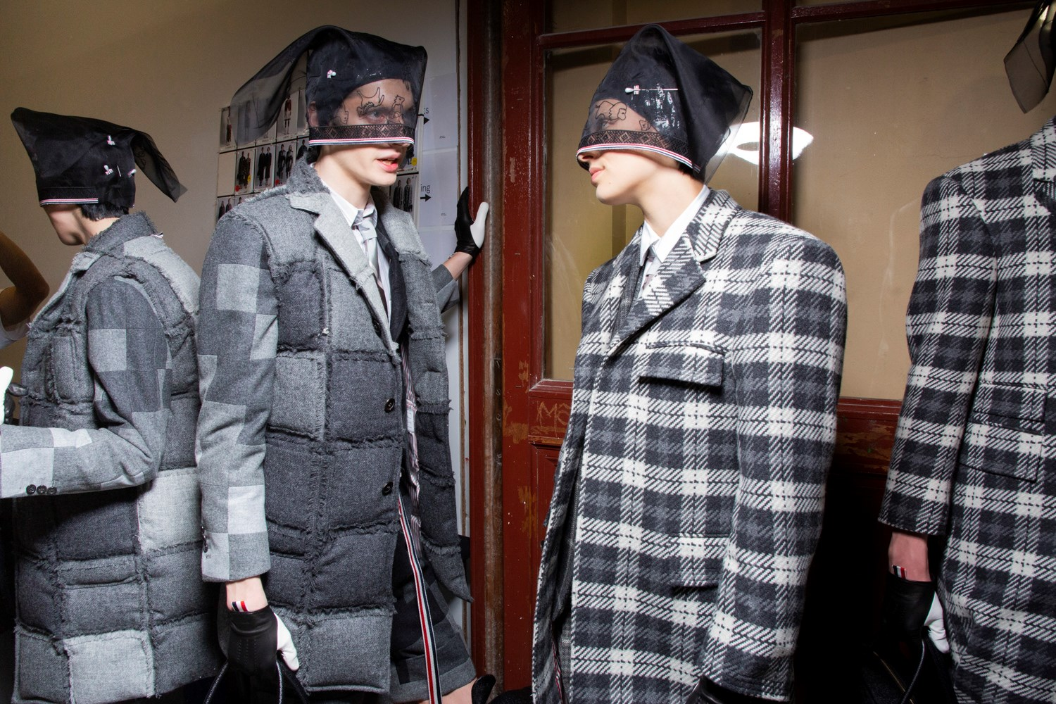 Thom Browne Fall 2020 Fashion Show Photos
