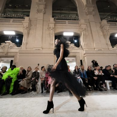 Giambattista Valli Fall 2020 Fashion Show Atmosphere