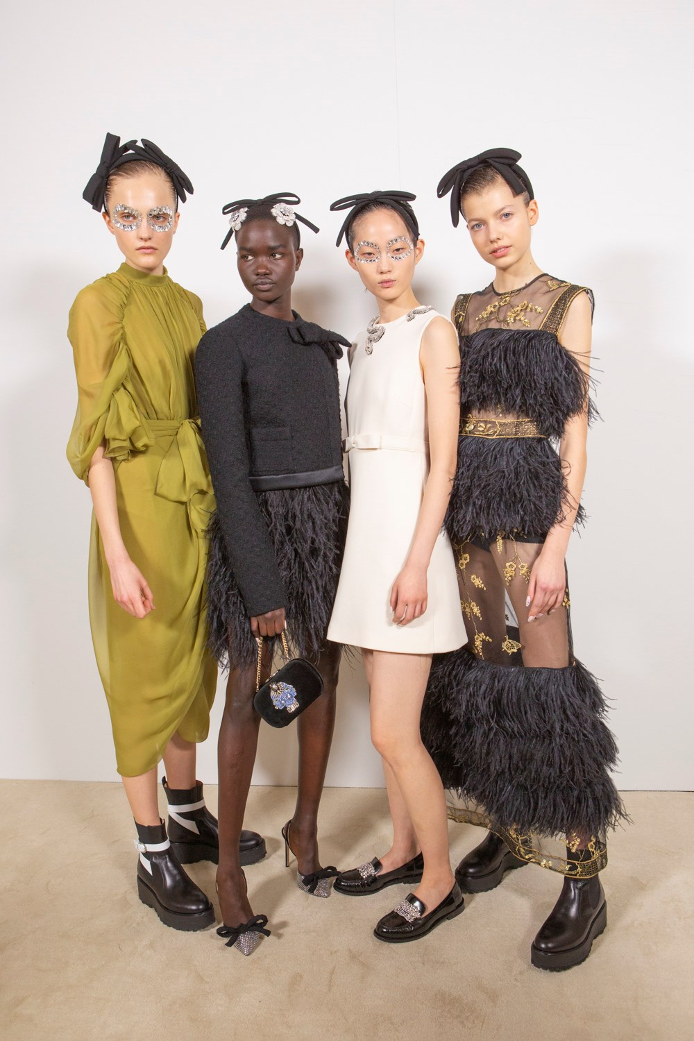 Giambattista Valli Fall 2020 Fashion Show Photos