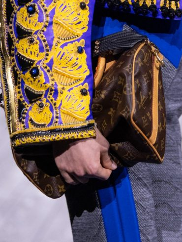 Louis Vuitton Fall 2020 Fashion Show Details