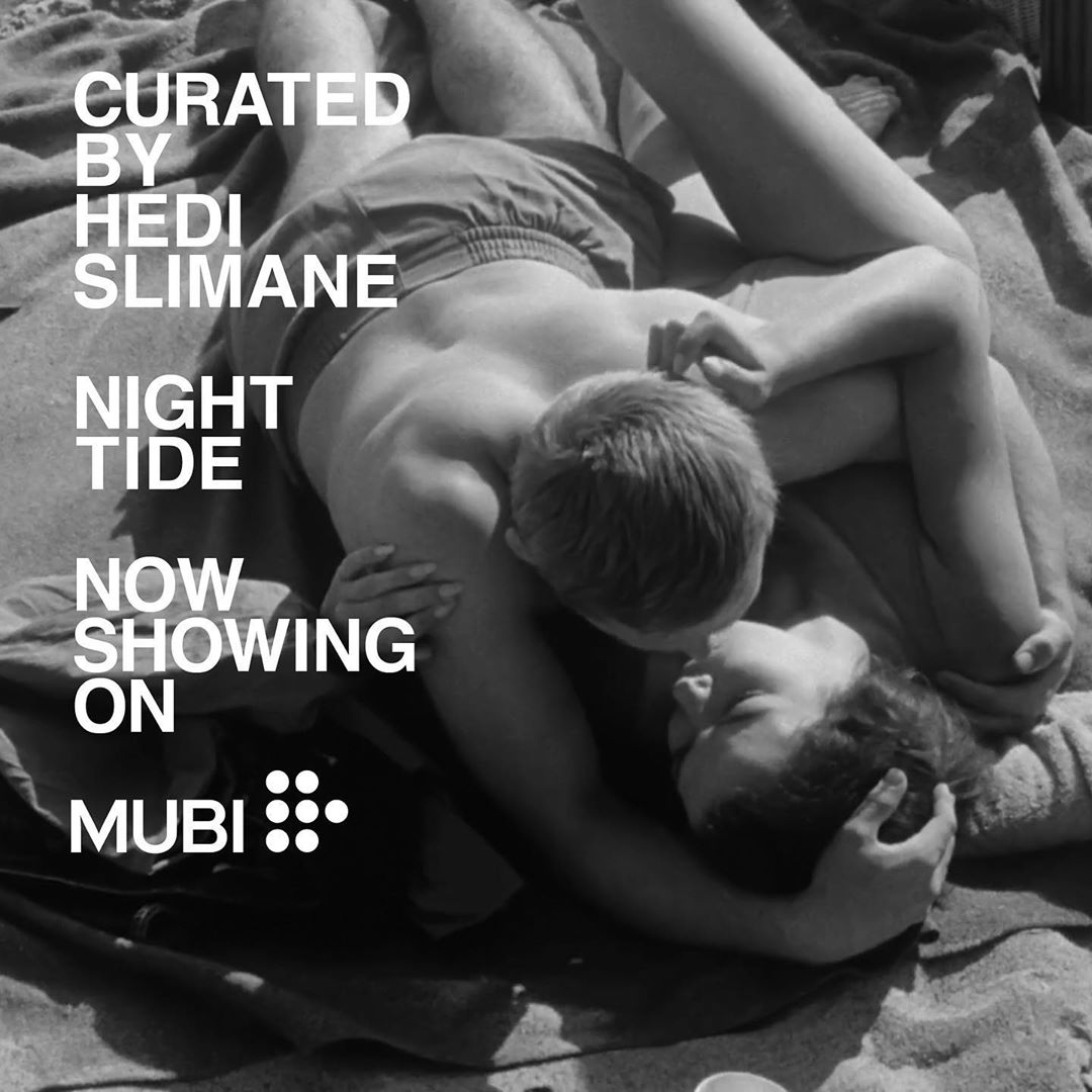 Celine's Hedi Slimane Curates Classic Movies for Mubi