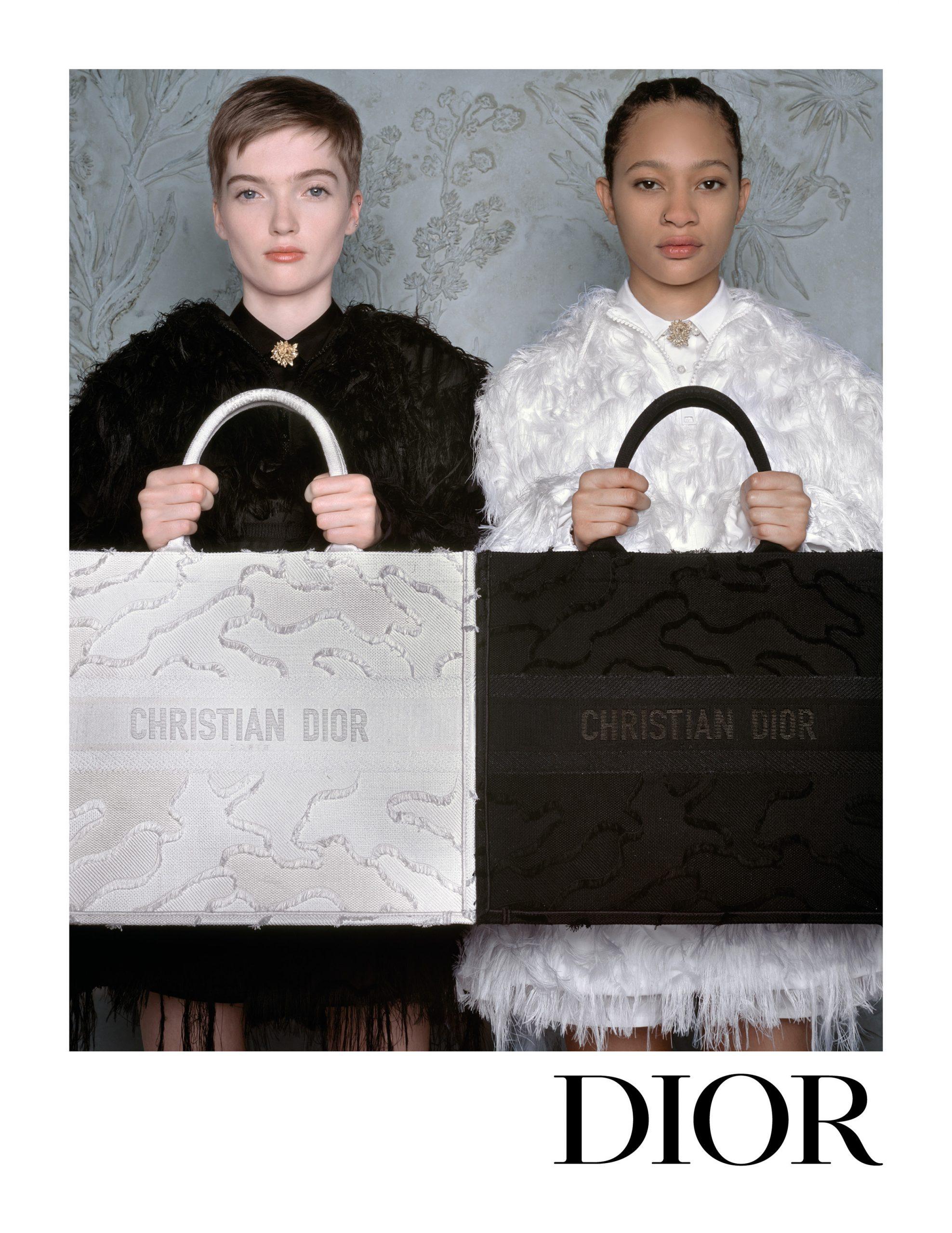 Dior Spring 2020 Fashion Ad Campaign