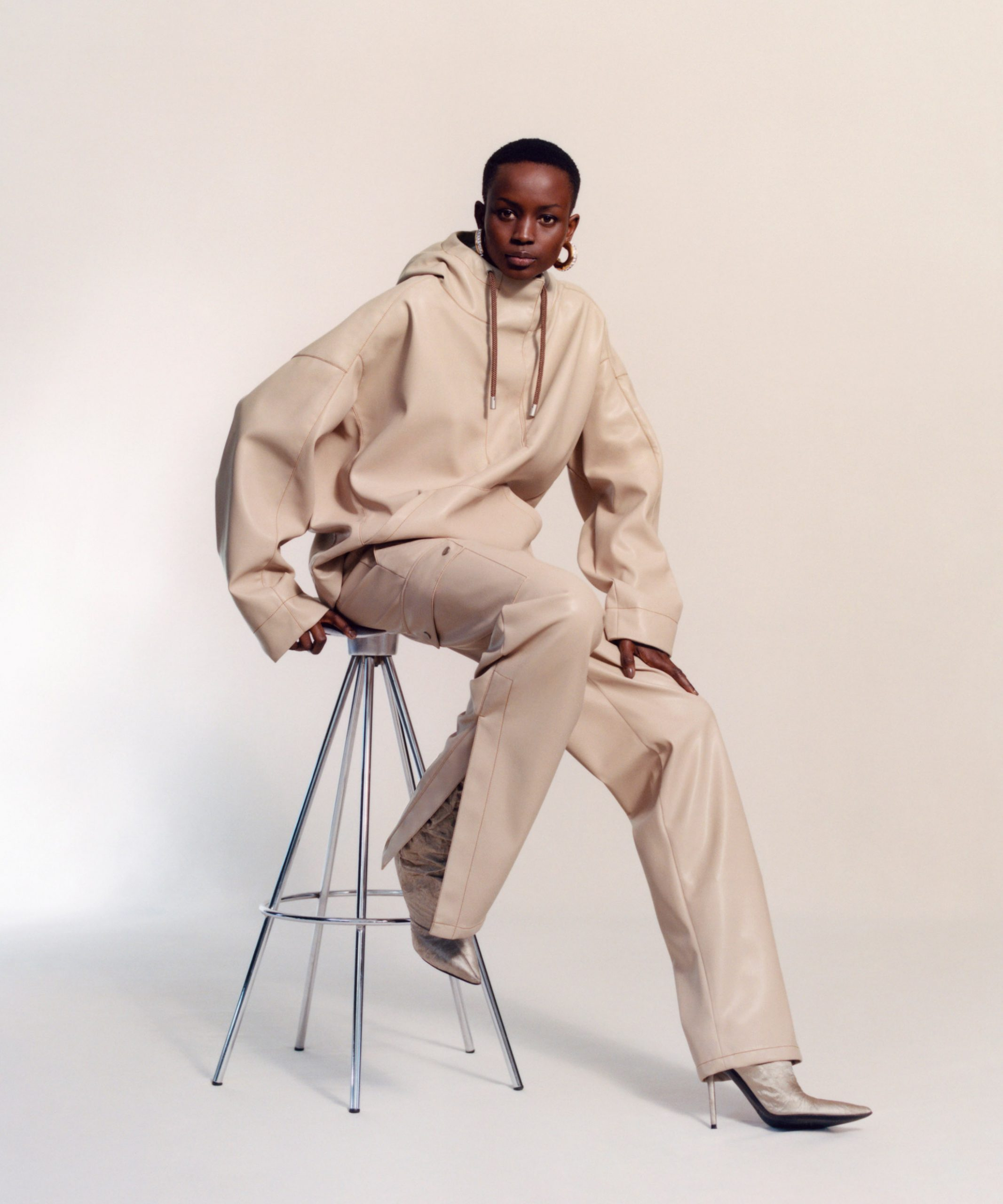 Fenty Spring 2020 Faux-Leather Capsule Release Fashion Collection