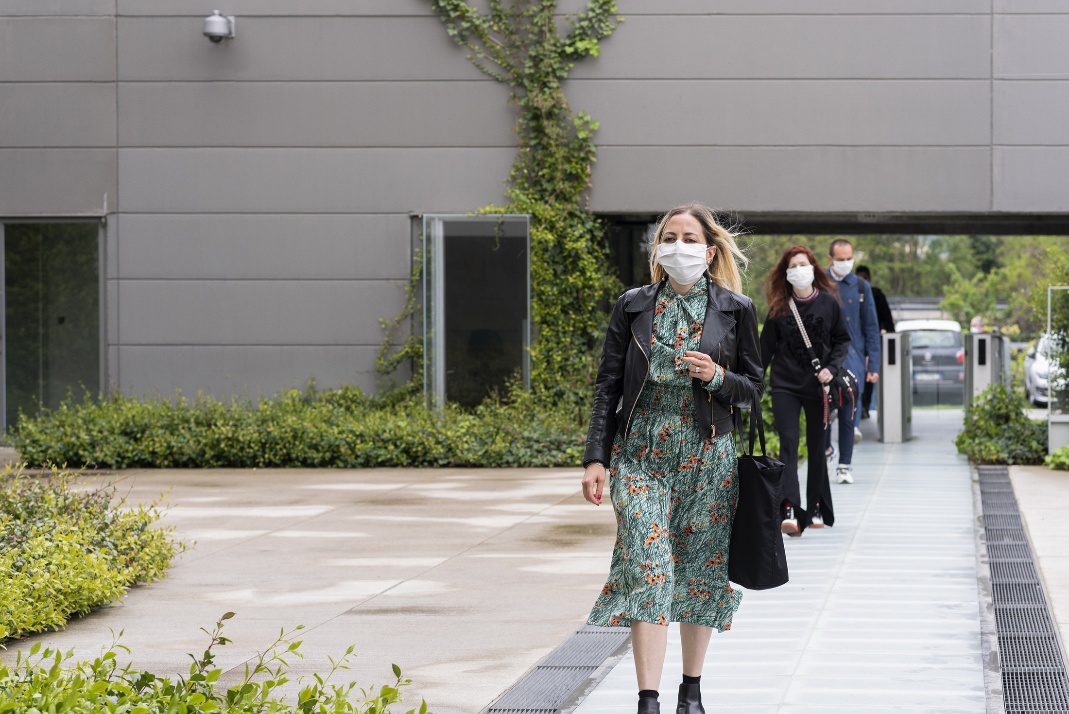 Prada Reopens Production Sites in Tuscany