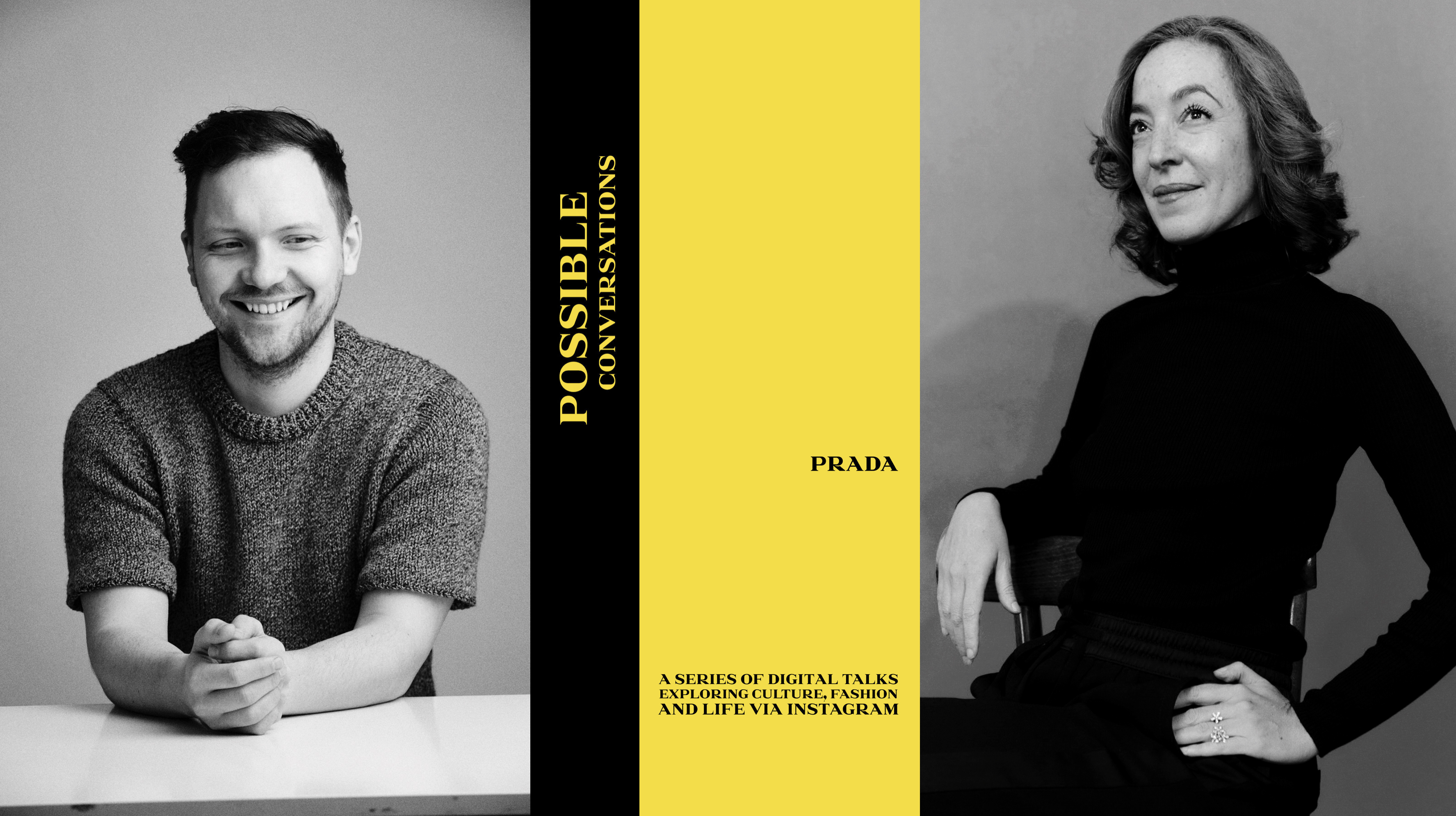 Prada Launches 'Possible Conversations' Talk Series On Instagram