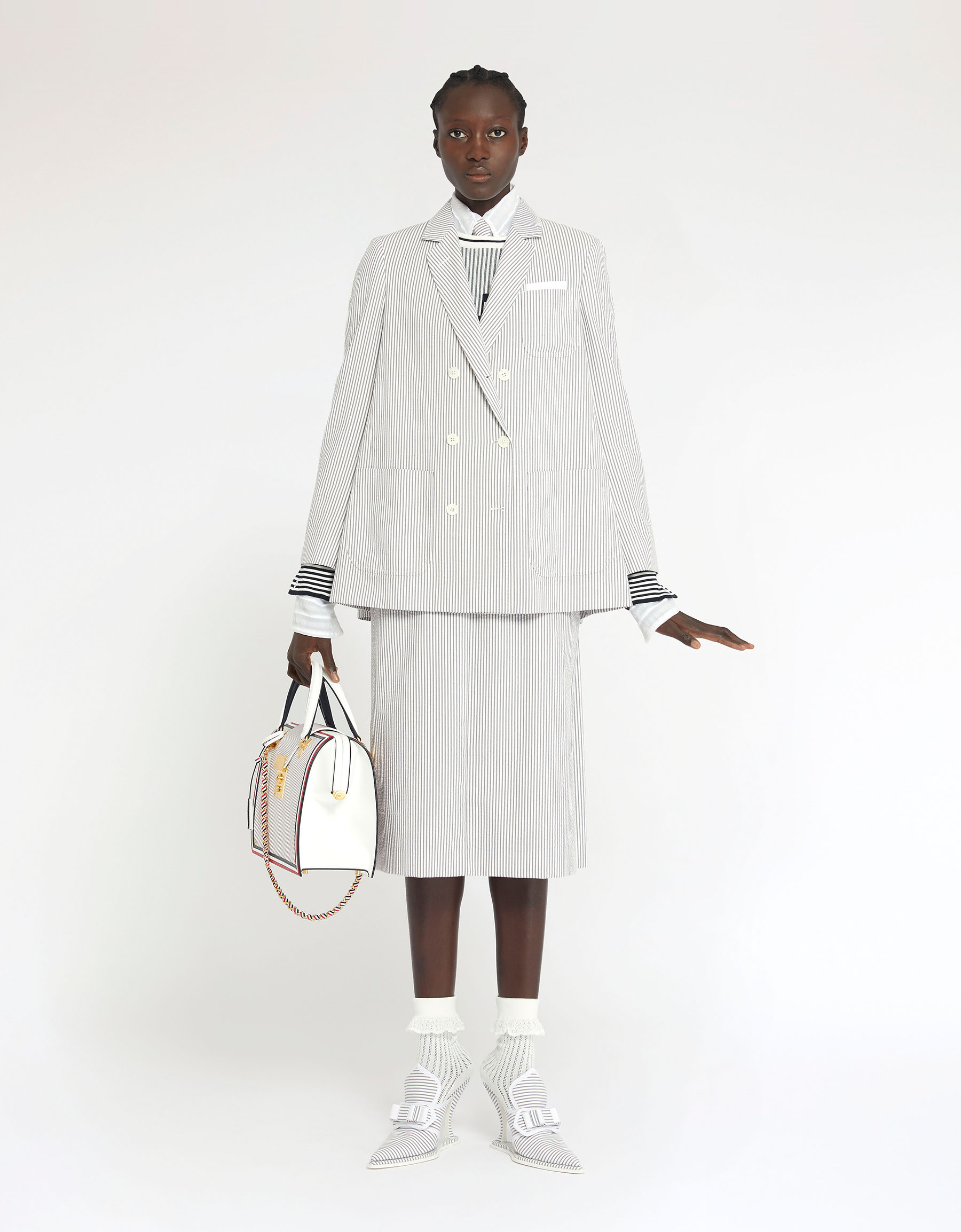 In the World of Thom Browne Making of the Spring 2020 Collection Fashion Photography