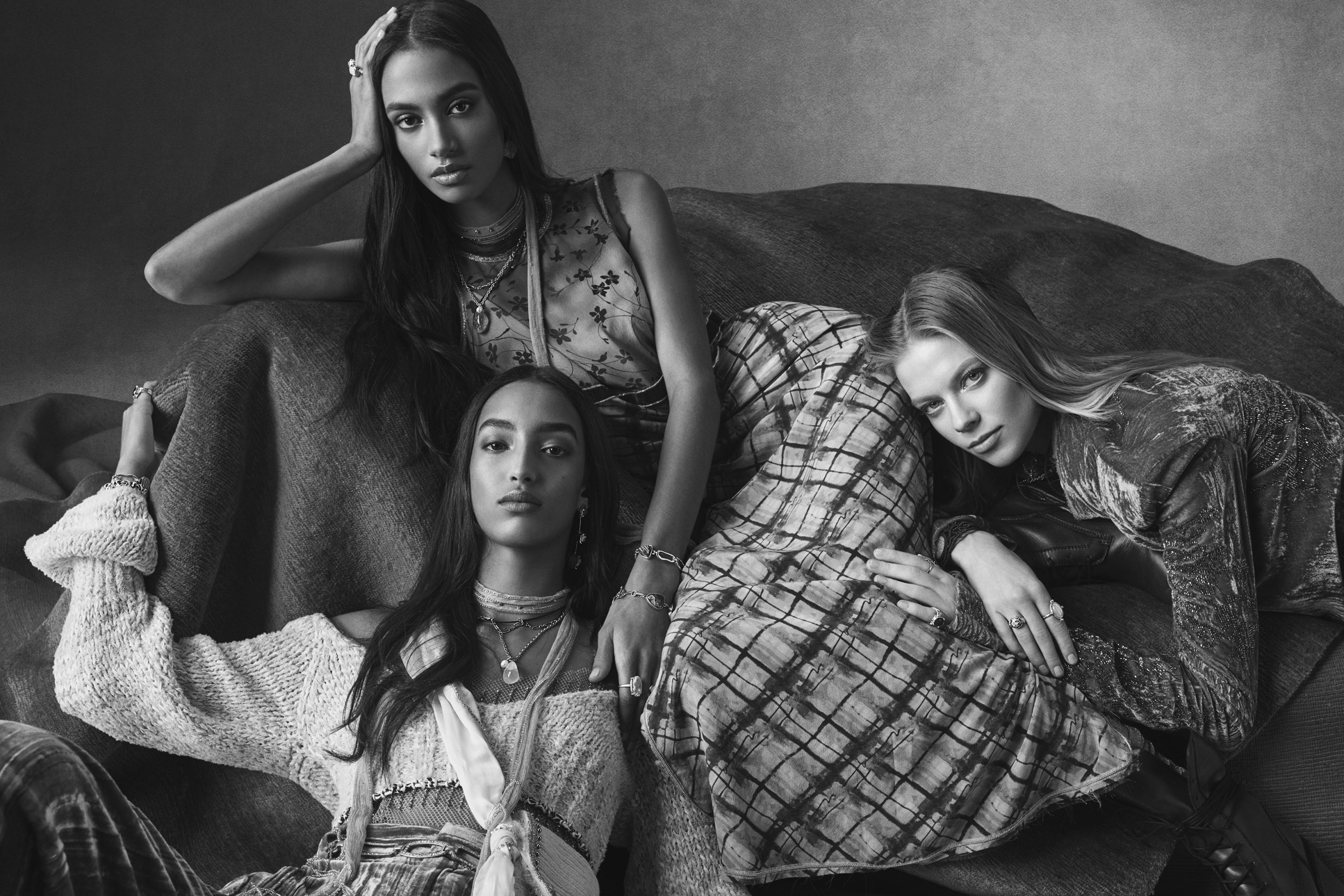Zara Women's Spring 2020 Ad Campaign By Steven Meisel & Fabien Baron Photos