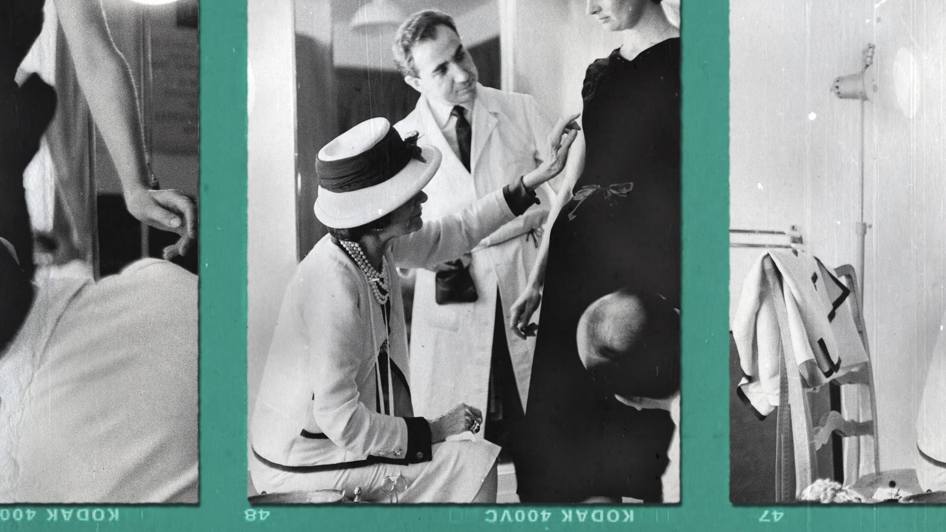 Chanel Gabrielle Chanel and Cinema Fashion Ad Campaign Film