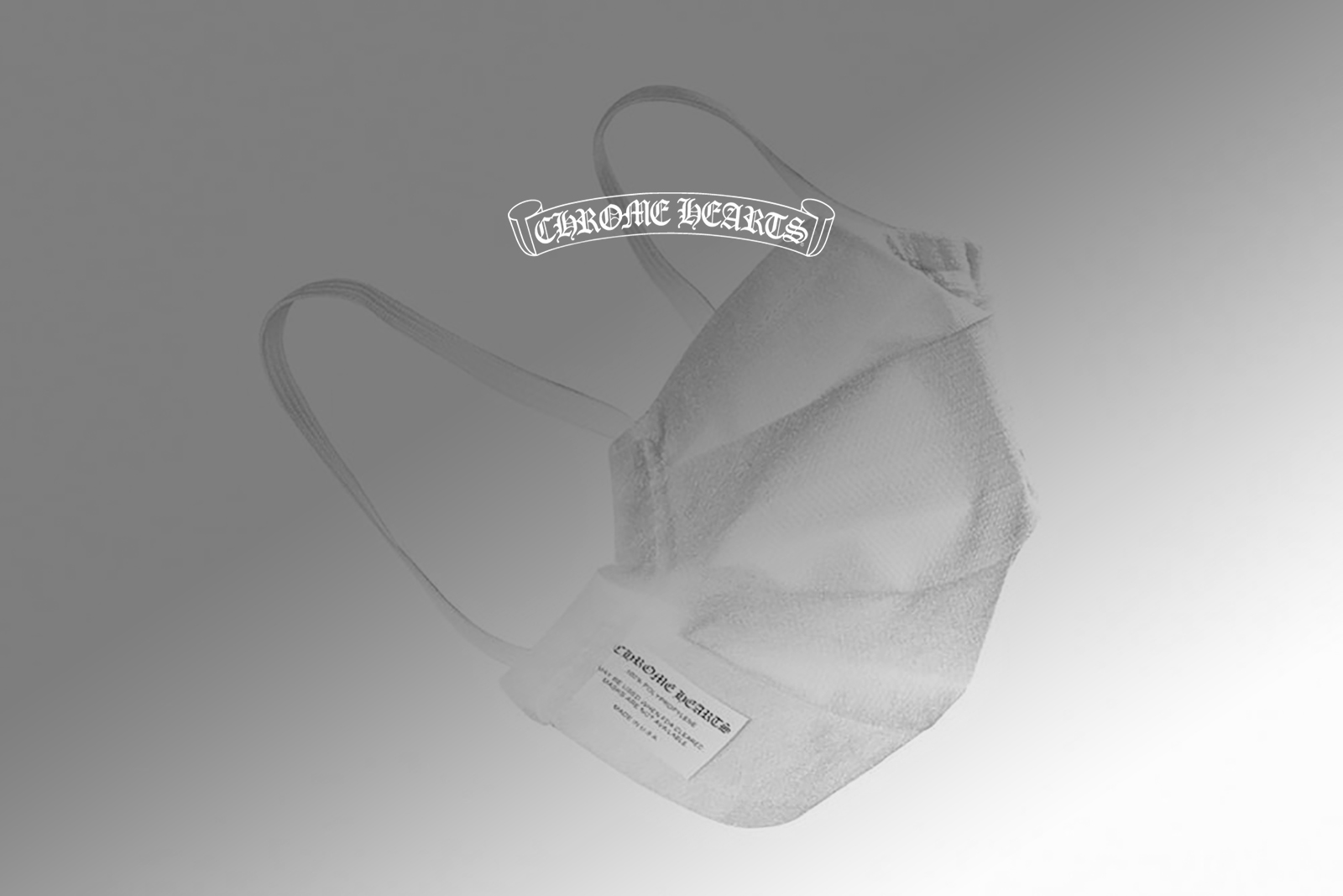 Chrome Hearts Produces Medical Masks