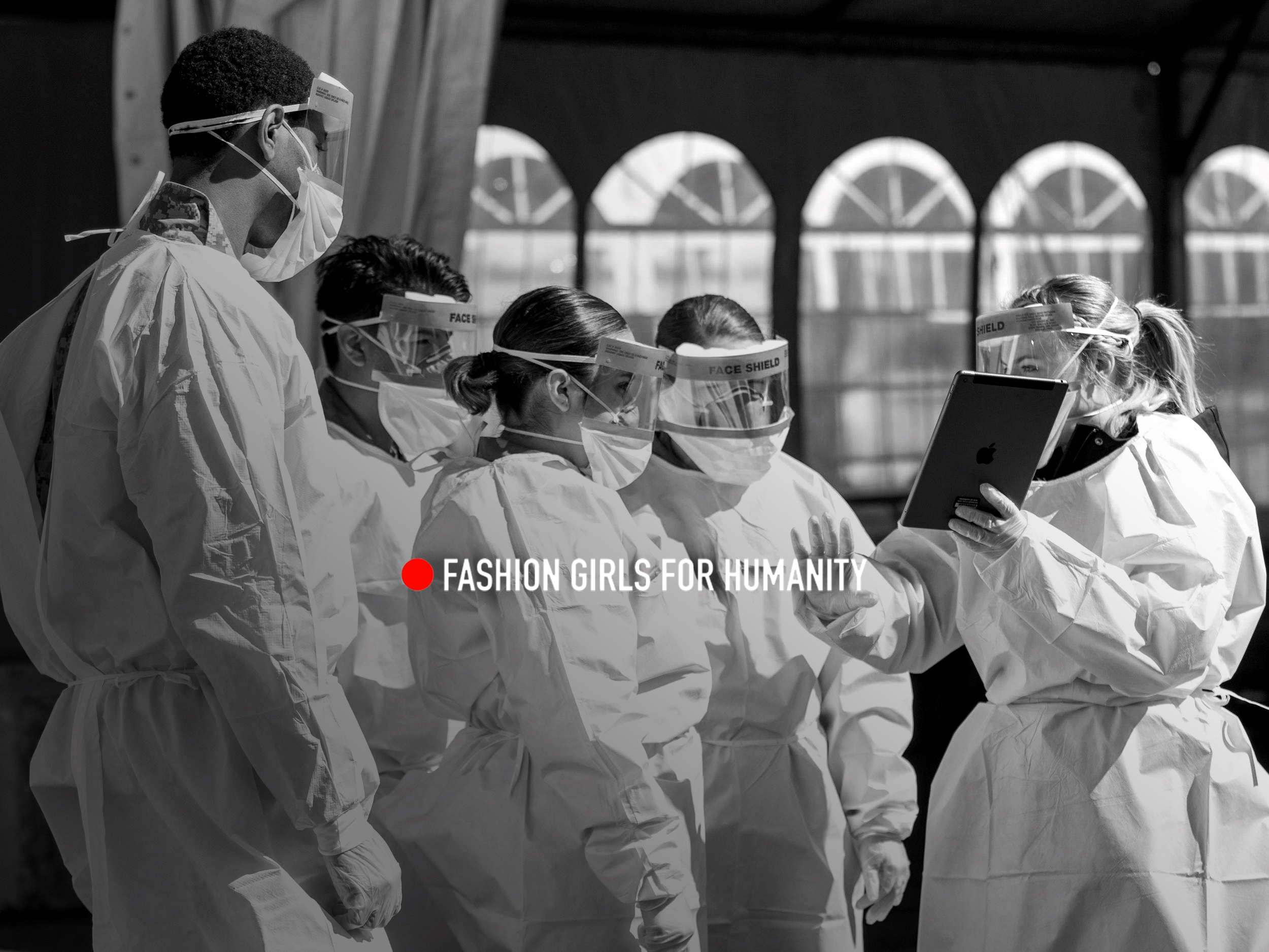 Fashion Girls For Humanity Raises Funds to Support Front-line Medical Workers