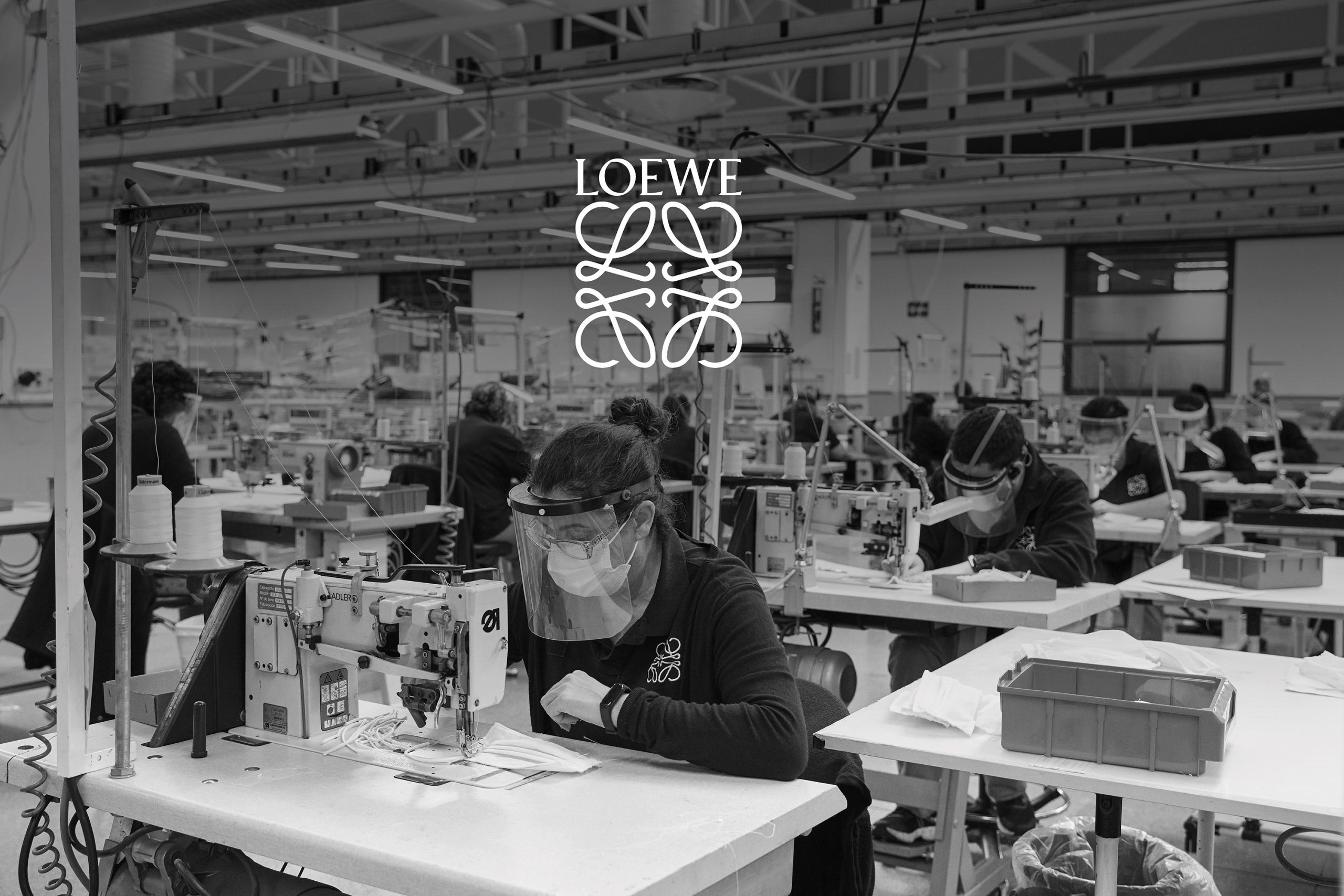 Loewe Donates to Fight Covid-19