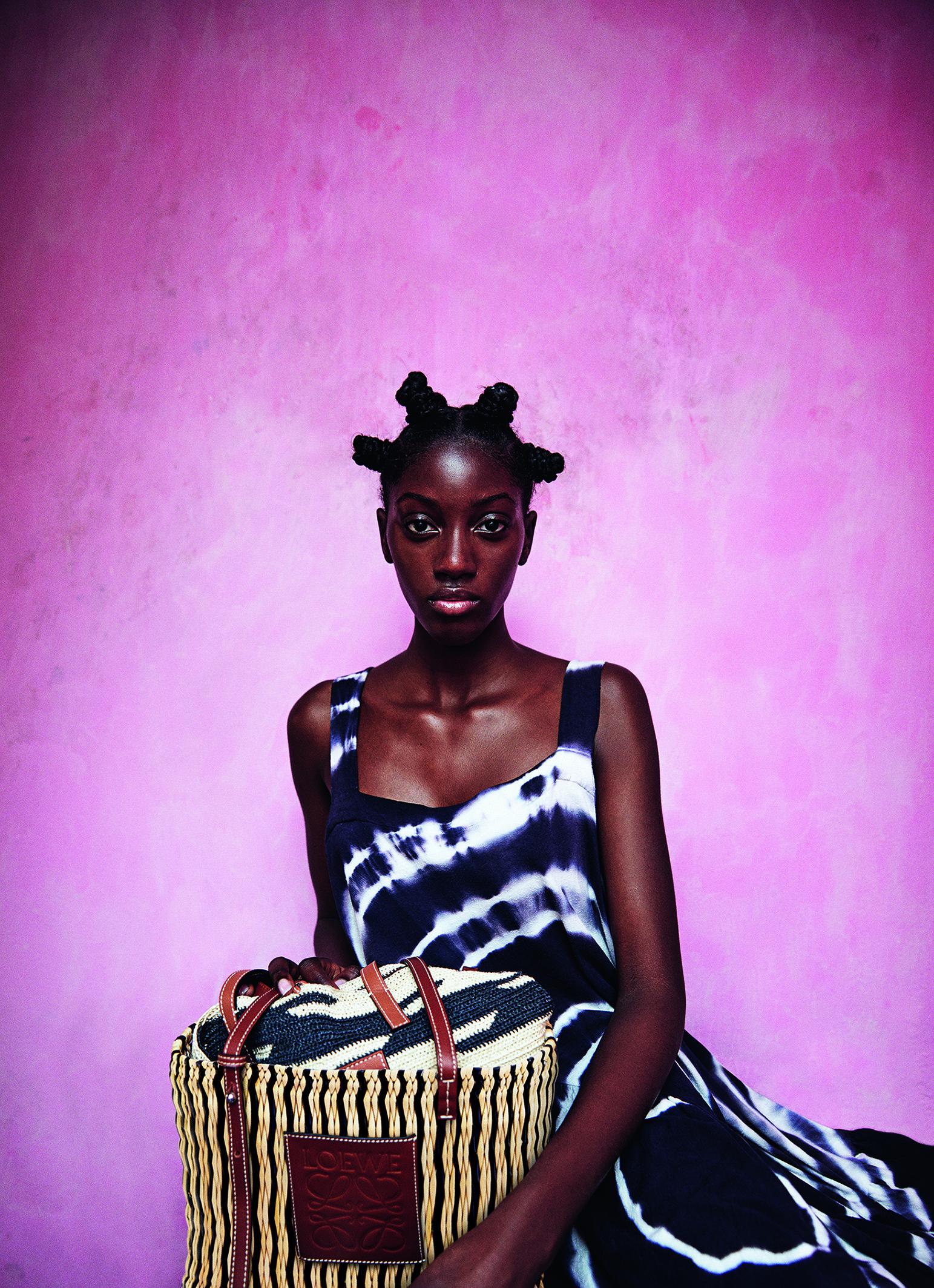 Loewe Paula's Ibiza Spring 2020 Fashion Ad Campaign Photos